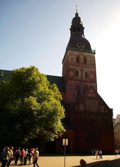 Domkirche Riga