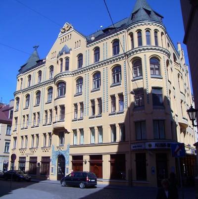 Katzenhaus Riga