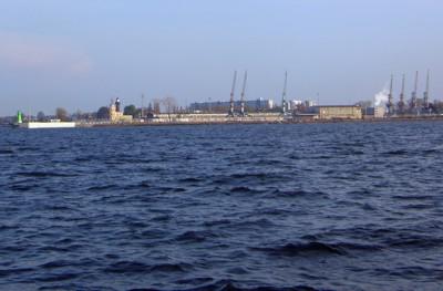 Hafenanlagen Danzig