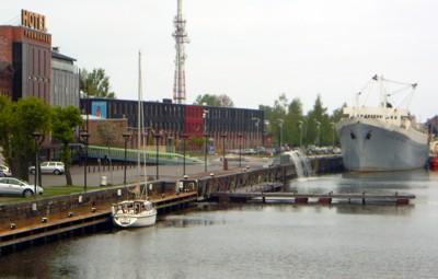 Sportboothafen Liepaja