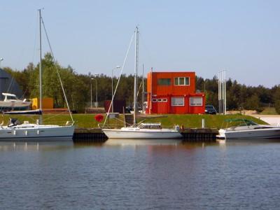 Hafen Pavilosta