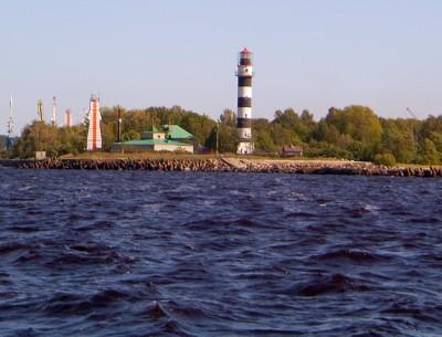 Leuchtturm Riga