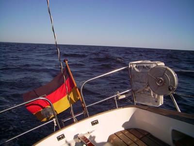 Segeln auf dem Rigaischen Meerbusen
