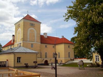 Ordensburg in Ventspils