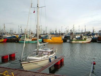Hafen Wladyslawowo