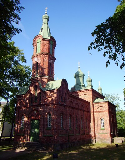 Kirche Salacgriva
