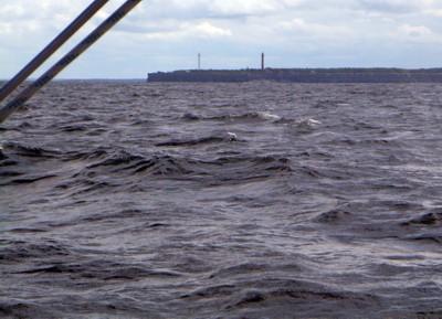 Pakri Halbinsel - segeln Tallinn