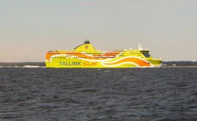 Tallink Fähre