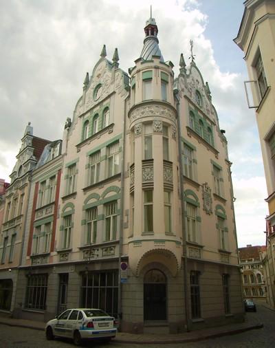 Pikk Straße
