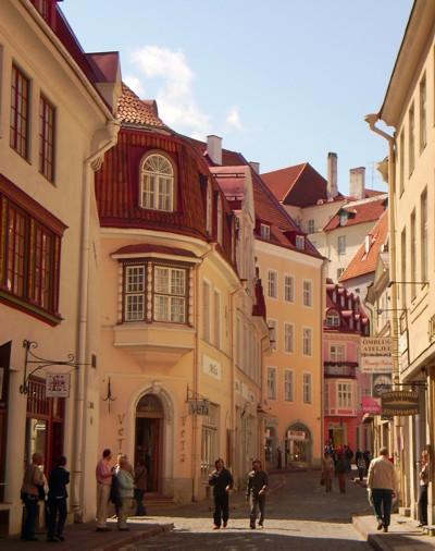 Pikkstraße Tallinn