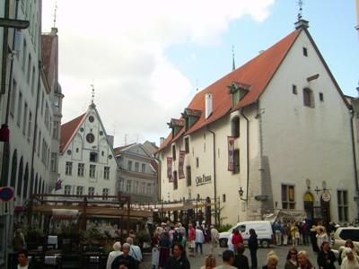 Alte Hanse in Tallinn