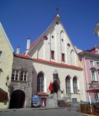 Haus der Großen Gilde Tallinn