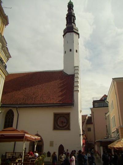 Heilig Geistkirche Tallinn