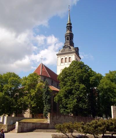 St. Nikolai Kirche in Tallinn