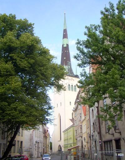 St.Olaikirche Tallinn