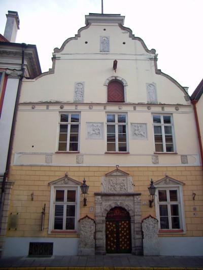 Schwarzhäuptergildehaus Tallinn