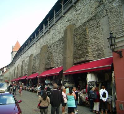 Stadtbefestigung Tallinn