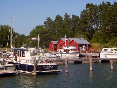 Hafen Kastelholm