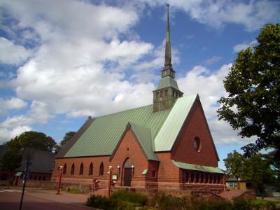 St Göranskirche