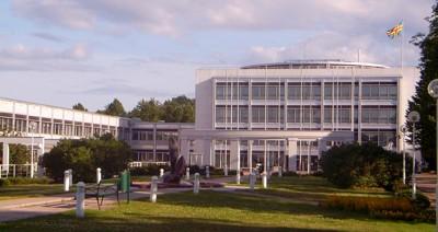 Regierungsgebäude Åland