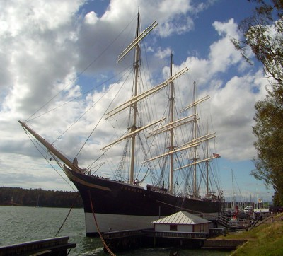 Pommern - Mariehamn