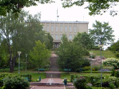 Rathaus Mariehamn