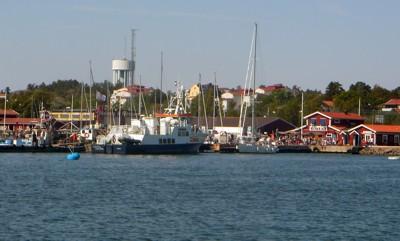 Nynäshamn Hafen