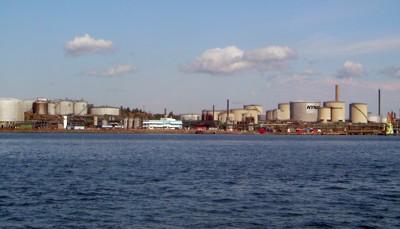 Industrieanlagen Nynäshamn