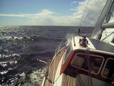 segeln Schweden
