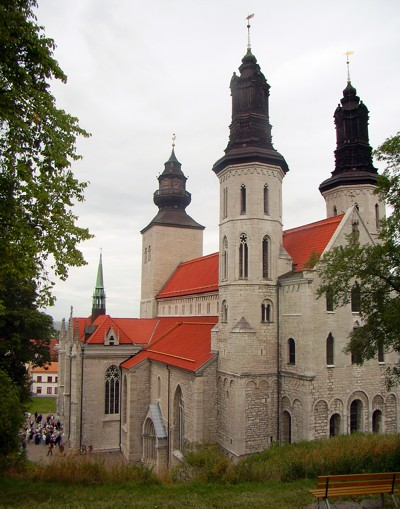 St. Marien Dom Visby