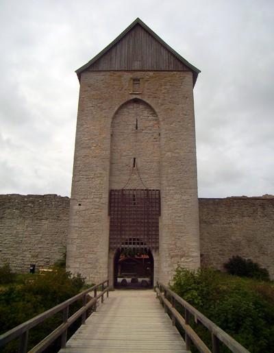 Dalmansche Turm Visby