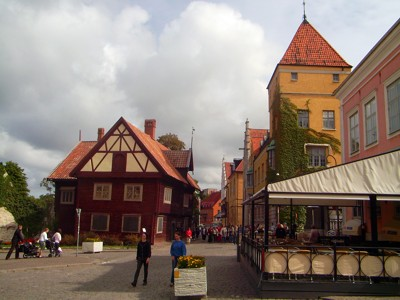 Donnersplats Visby
