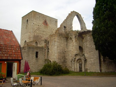 St Drotten Visby