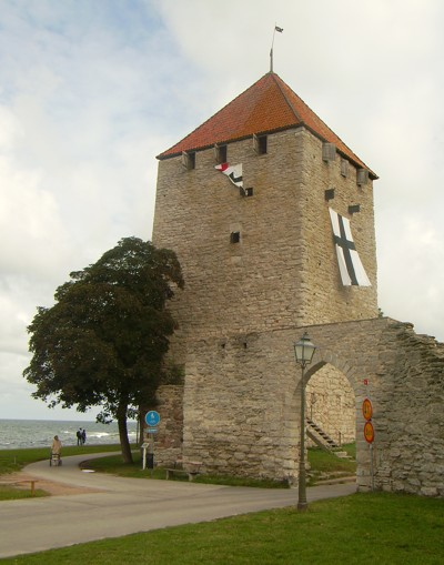 Pulverturm von Visby