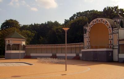 Kurpavillon Göhren