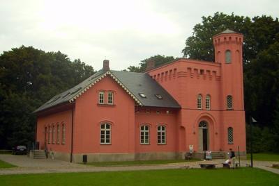 Forsthaus und Gasthaus Granitz