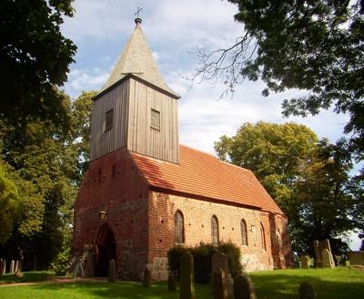 Kirche Groß Zicker