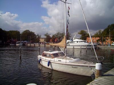 Tongji im Stadthafen Lauterbach