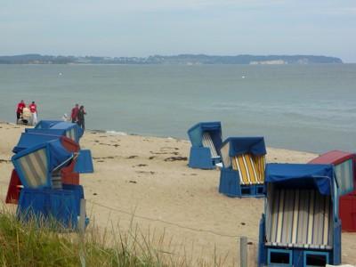 Thiessow - Strand