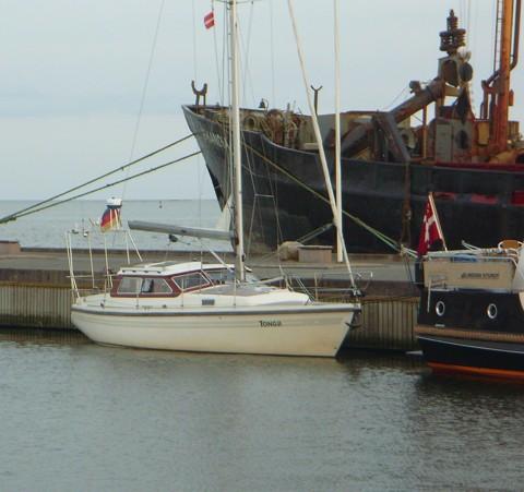 Hafen Hals