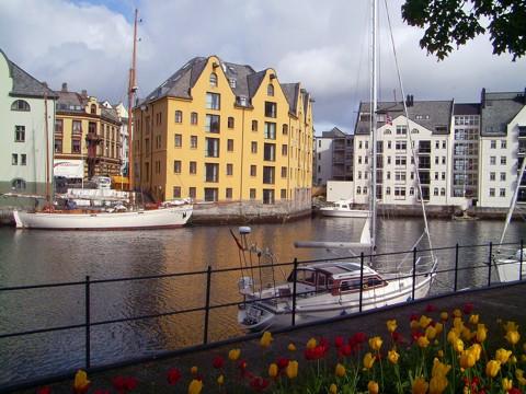 Hafen Ålesund
