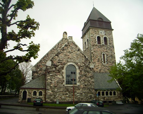 Kirche Ålesund