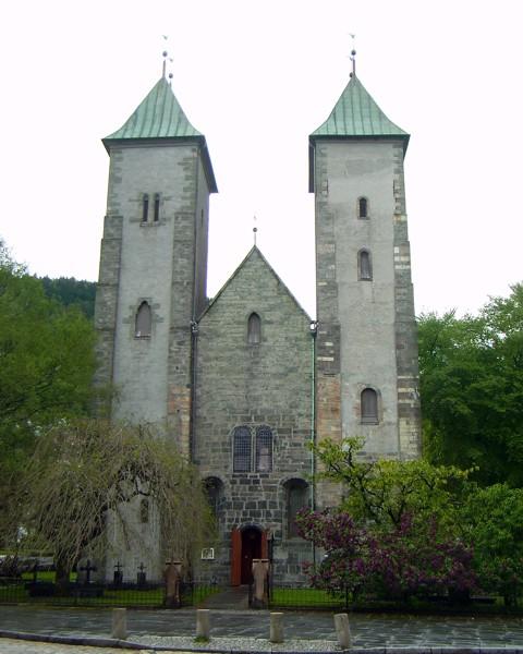 Mariakirken, Marienkirche