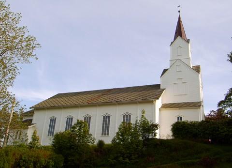Florö - Kirche