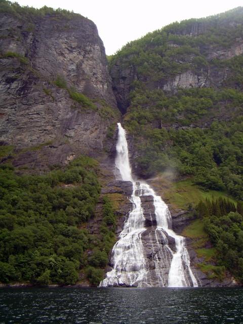 Freier - Geirangerfjord