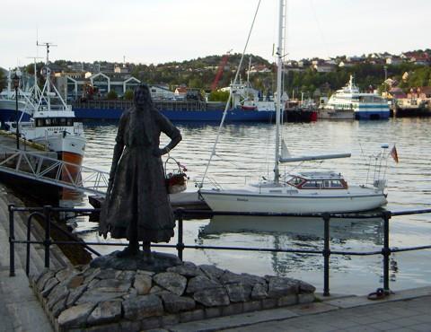 Kristiansund Hafen