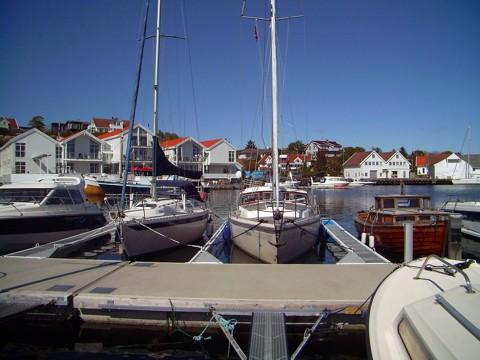 Tananger Hafen