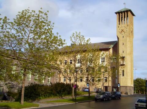 Bodö Rathaus