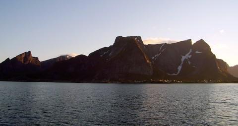 Vestfjord - Lofoten