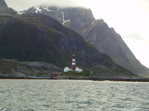 Leuchtturm Norwegen